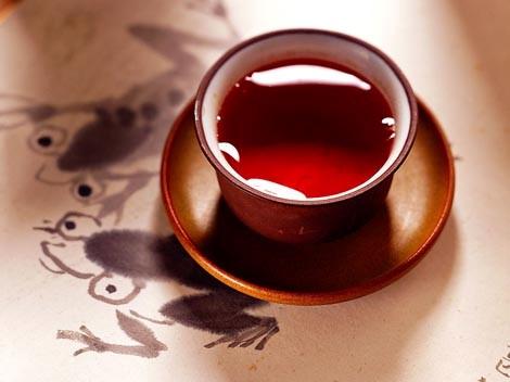 Чем полезен красный чай?