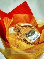 Мини-букет Яркая осень