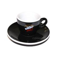 Кофейная пара Эспрессо Vergnano чёрная