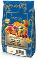 Конфеты Чернослив в шоколаде с грецким орехом 190гр