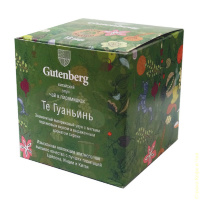 Чай в пирамидках улун Те Гуаньинь (12 шт)
