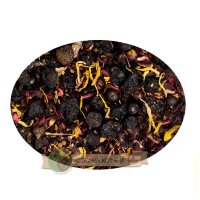 "Фруктовый чай ""Красный сарафан"""