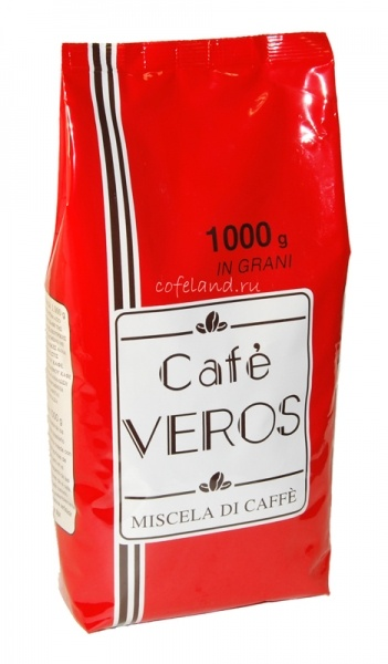 Кофе в зернах Veros 1 кг