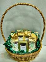 Чайная фантазия в корзине №2