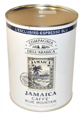 Кофе в зернах Compagnia Dell Arabica - Jamaica Blue Mountain 1,5 кг
