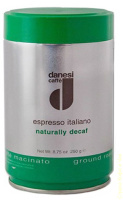 Кофе молотый Danesi Decaf 250 гр