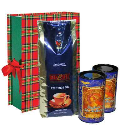 """Чайно-кофейный набор """"Шотландия"""""""